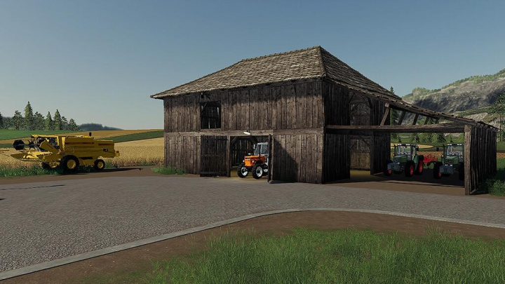 Trending mods today: Very Old Barn v1.0.0.1
