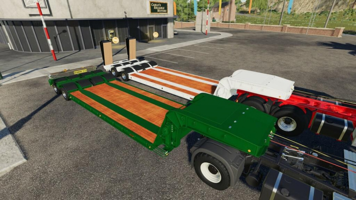 Trending mods today: Lowloader With 16 Wheels v1.0.0.0
