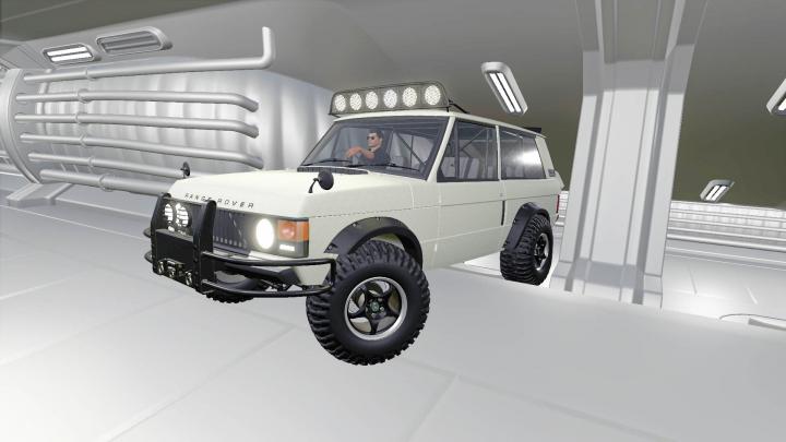 Trending mods today: Range Rover 1970