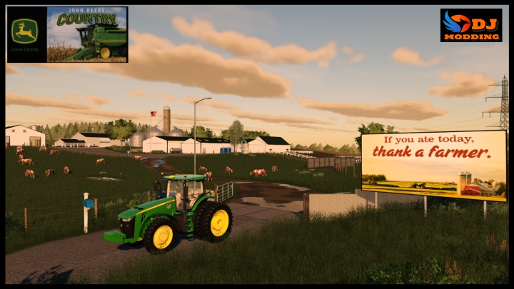 Trending mods today: Deere Country USA