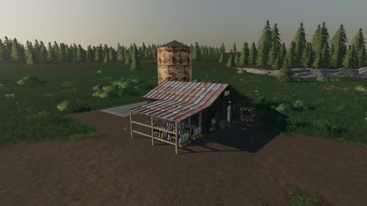Trending mods today: Old Production Pack v1.0.0.0