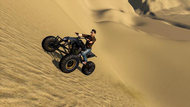 Trending mods today: Trike ATV Bike