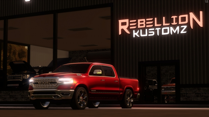 Trending mods today: 2019 Dodge Ram 1500 Limited