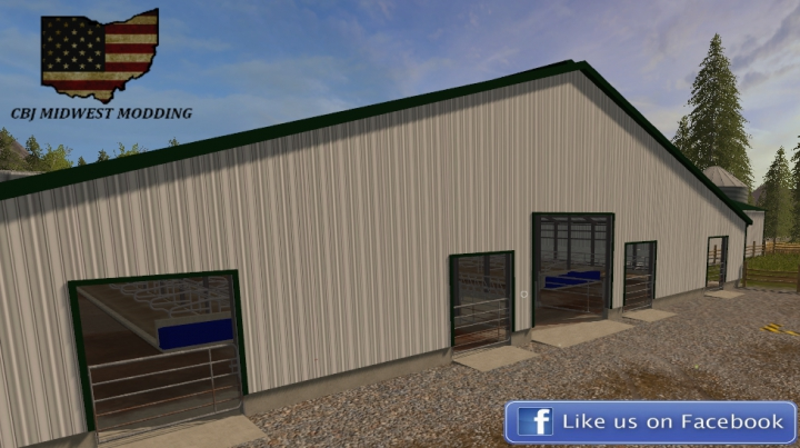 Trending mods today: 120 x 110 Free Stall Barn