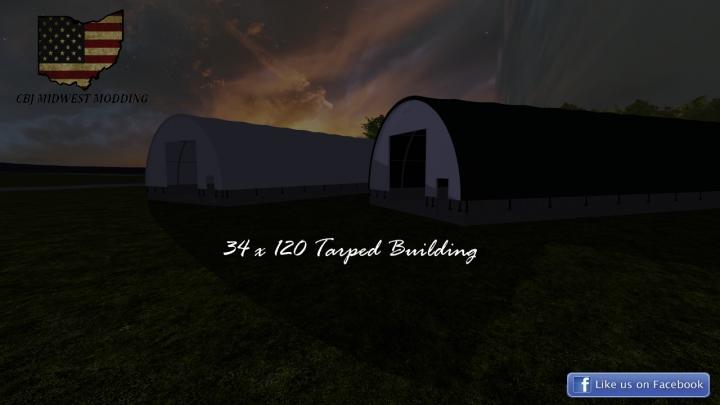 Trending mods today: 34 x 120 Tarped Building