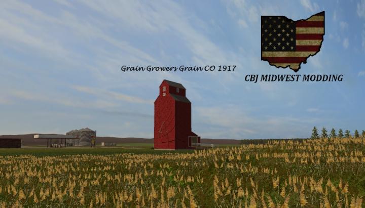 Trending mods today: Grain Growers Grain CO-OP