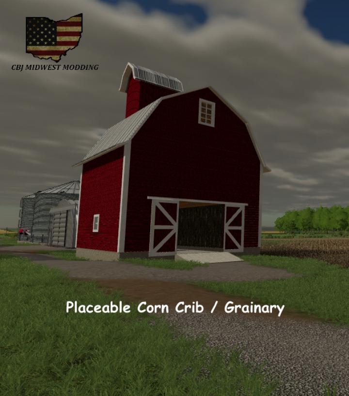 Trending mods today: Corn Crib / Grainary