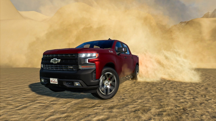 Trending mods today: Chevrolet Silverado Trail Boss 2019