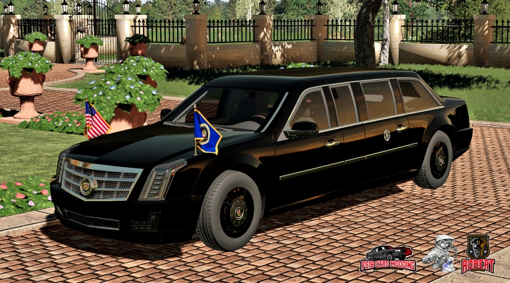Trending mods today: US Cadillac Presidential 2017