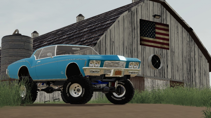 Trending mods today: Lifted Riviera