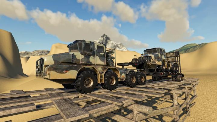 Trending mods today: Kolob Heavy Truck