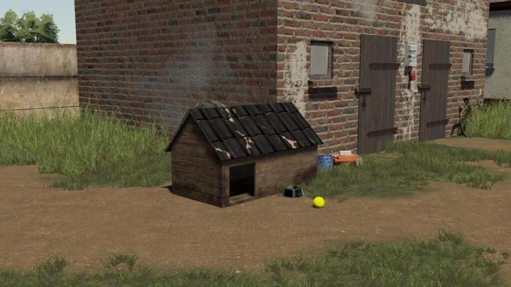Trending mods today: Wooden Dog House v1.0.0.0