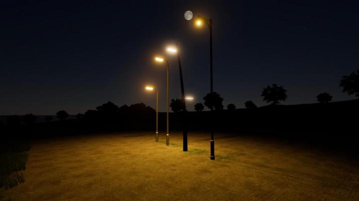 Trending mods today: Street Light Pack v1.0.0.0