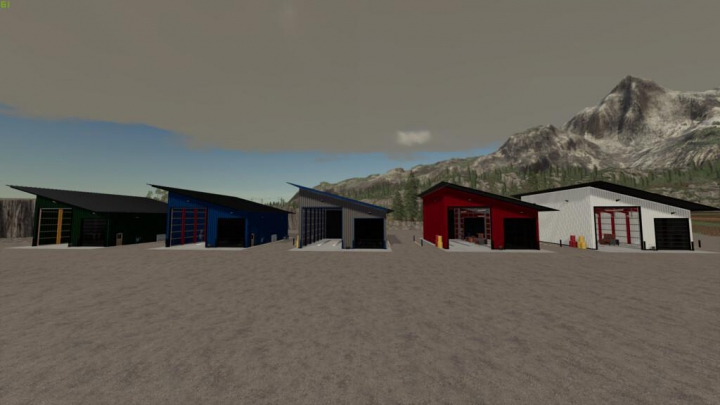 Trending mods today: Medium Pull Through Workshop With Lift Pack v1.0.0.0
