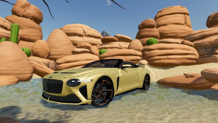 Trending mods today: Bentley Mulliner Bacalar 2021 V1.1.0.0