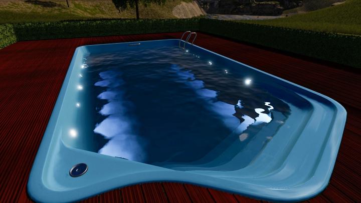 Trending mods today: Pool Deck