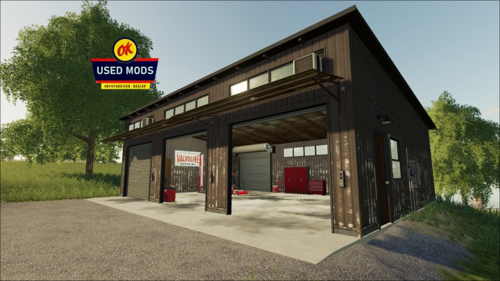 Trending mods today: Old Auto Shop - By OKUSED MODS