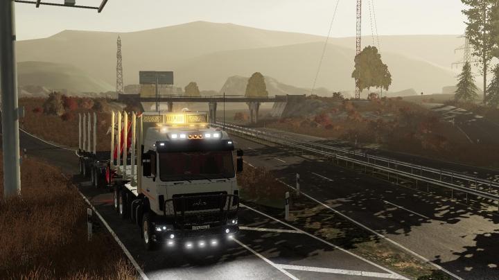 Trending mods today: Maz 631203 Timber Truck v1.0.0.0