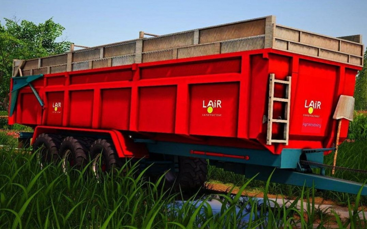 Trending mods today: Lair tipper three axles v1.0.0.0