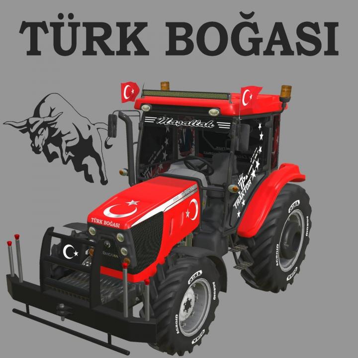 Trending mods today: TumoSaN 8105 (i3d Hatas? Giderildi) v1.1