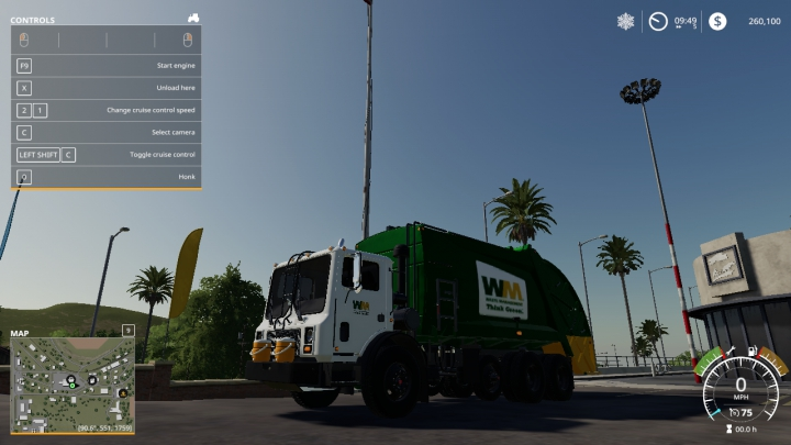 Trending mods today: Mack Terra Pro Garbage Truck