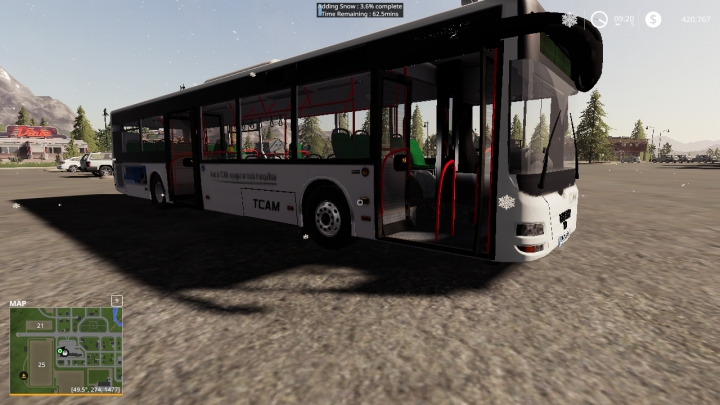 Trending mods today: Man City Bus