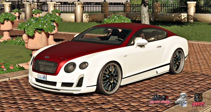 Trending mods today: Bentley Continental GT V8S