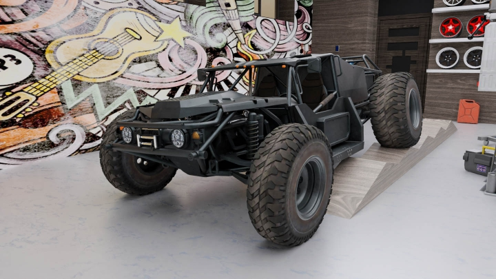 Trending mods today: Offroad Mad Buggy