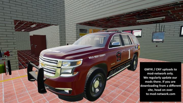 Trending mods today: 2015 Chevrolet Tahoe 1