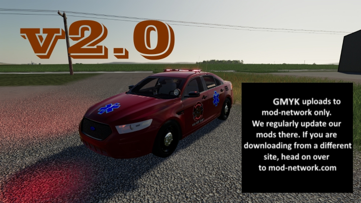 Ford Taurus MK6 category: Cars