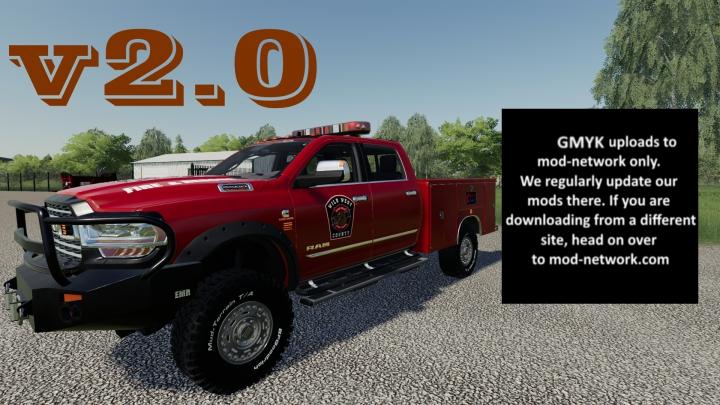 Trending mods today: Dodge Ram 2500 Brush Utility