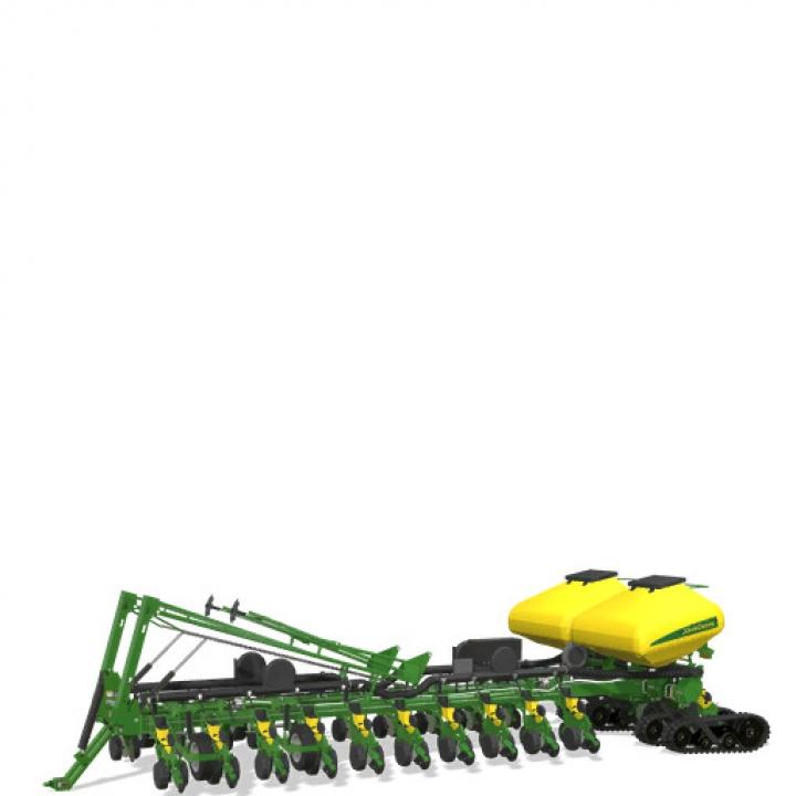 John Deere 1770 Planter category: Seeder