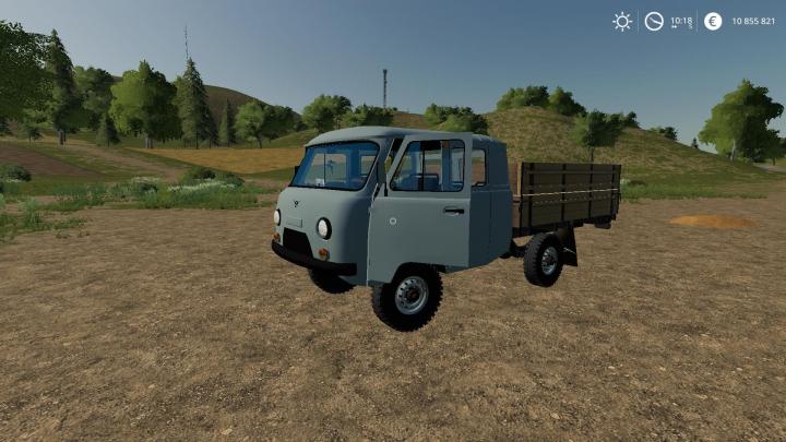 UAZ 390945 v1.0.0.0 category: Cars