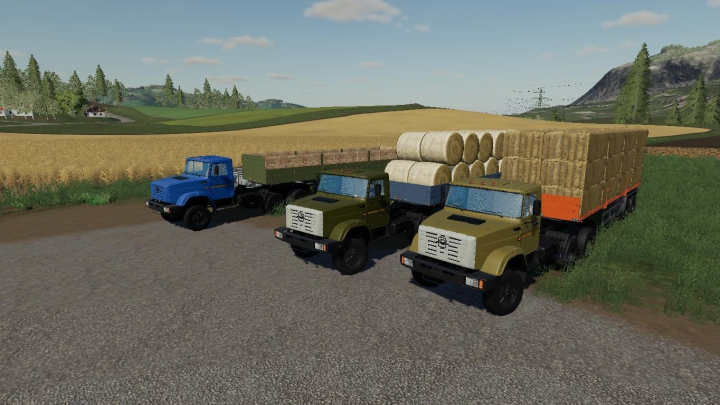 Trending mods today: ZIL 13305A AND TRAILER v1.0.0.0