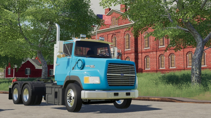 Trending mods today: Ford AeroMax L9000 Daycab