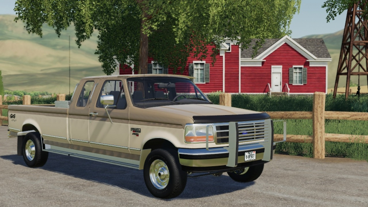Trending mods today: 1990's Ford F-Series