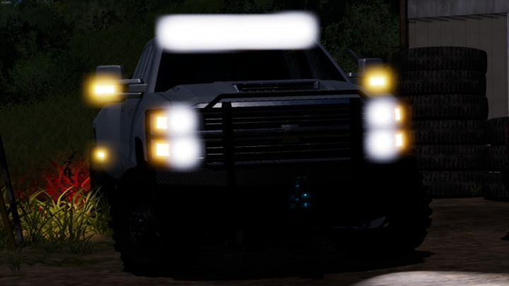 Trending mods today: Chevy HD High Country Series