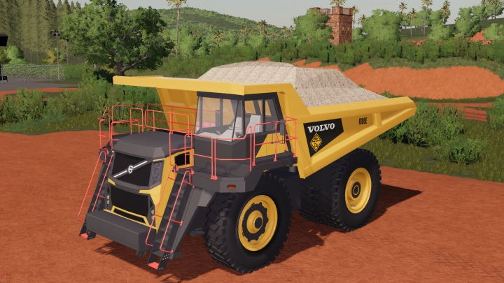 Trending mods today: Volvo R-100E Mining Truck