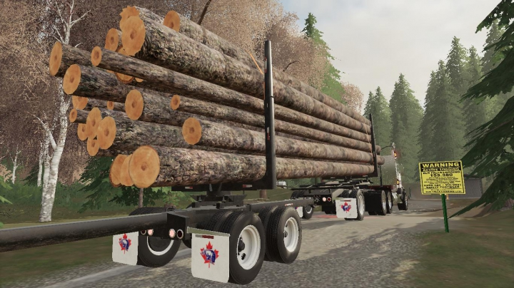 Trending mods today: Arctic Jeep and Pole Logging Trailers 1.0