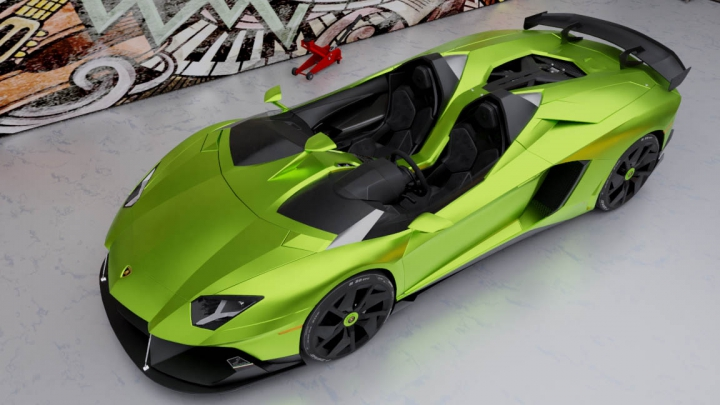 Trending mods today: Lamborghini Aventador J V2.0.0.0