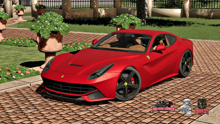 Trending mods today: Ferrari F12 Berlinetta 2014