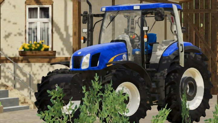 Trending mods today: New Holland T6000 Series v1.0.0.0