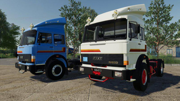 Trending mods today: IVECO 190F35 T v1.0.0.0
