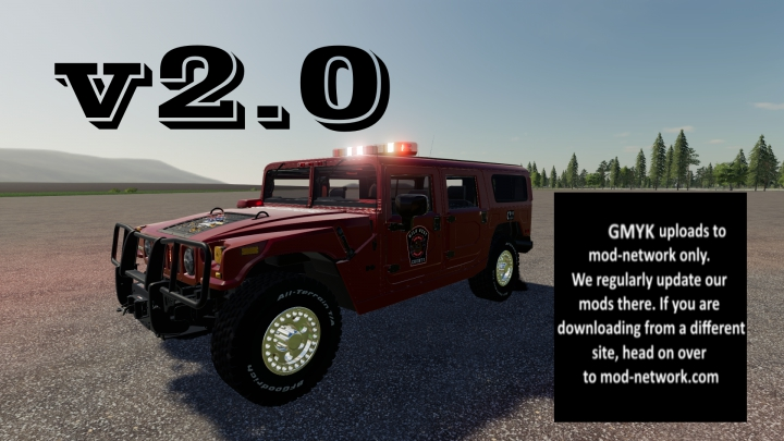 Trending mods today: H1 Hummer