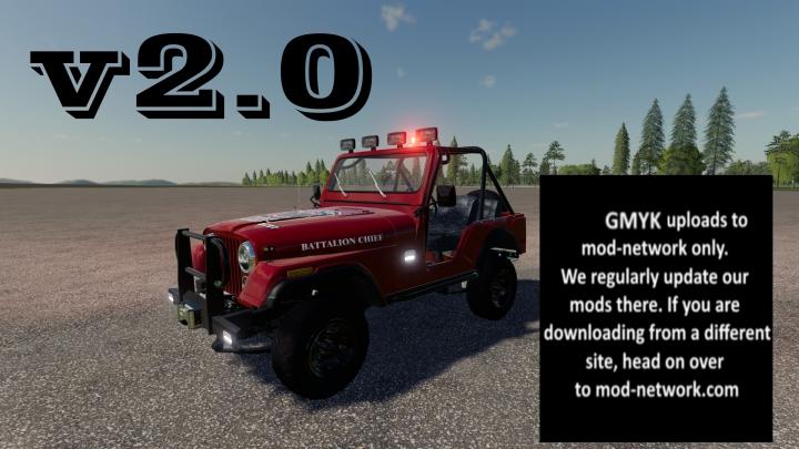 Trending mods today: Jeep Renegade CJ5