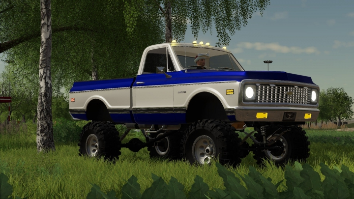 Trending mods today: EXP19 71 Chevy Lifted