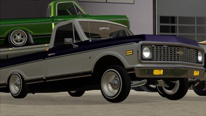 Trending mods today: EXP19 71 Chevy Slammed