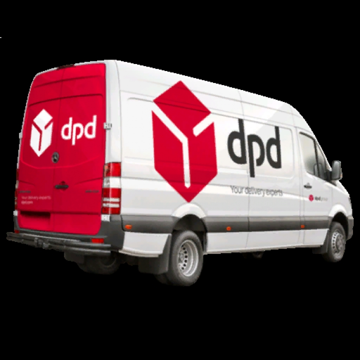 Trending mods today:  DPD Van