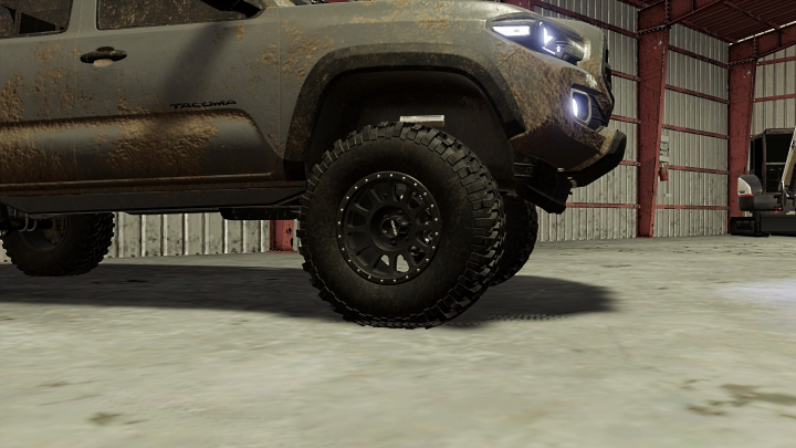 Trending mods today: EXP19_16Toyota_Tacoma