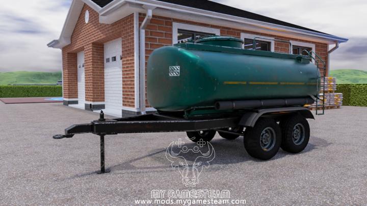 Trending mods today: Liquid Trailer Tank